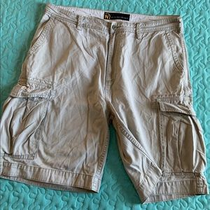 Nautical Jeans Co Cargo Shorts